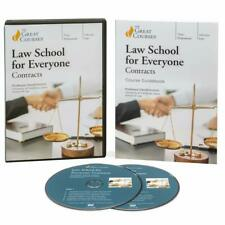 The Great Courses ~ Law School for Everyone: Contracts ~ New!