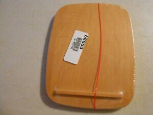 Longaberger Woodcrafts Note Pal Basket Lid Only NEW SEALED