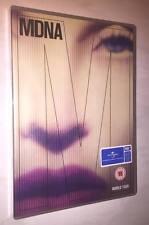 Madonna 2013 MDNA World Tour Thailand Limited Edition DVD Promo Sticker Sealed