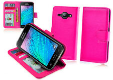 New Wallet Leather Case Cover - Samsung Galaxy J1 J100Y & J1 Ace