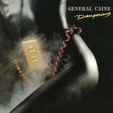 GENERAL CAINE - DANGEROUS  CD NEU