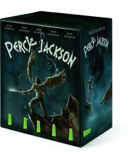 Percy-Jackson-Taschenbuchschuber von Rick Riordan (2016, Taschenbuch)
