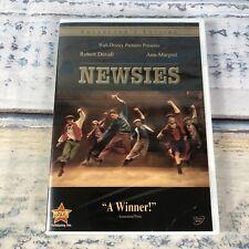 Newsies (DVD Collector's Edition) Walt Disney, Robert Duvall, Ann Margret - NEW