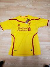 Liverpool LFC Football Soccer Away Jersey - Warrior - XL