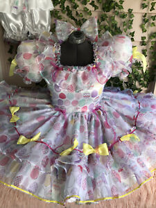 NEW~ADULT BABY SISSY PARTY DRESS Up COSPLAY ROCKABILLY~MizzGlamour~Holiday 2021