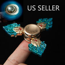 #1 Chinese Culture Tri-Spinner Hand Spinner Fidget  Desk Focus Toy 3D EDC