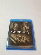 Serenity Bluray 2008 Joss Whedon firefly buffy nathan fillion sci fi action