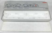Märklin LEERKARTON 37233 E-Lok Doppeltraktion Serie 23 SNCB NMBS Digital OVP H0