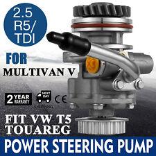 POMPE DE DIRECTION ASSISTÉE VW MULTIVAN BUS T5 2.5 TDI TOUAREG 7L 2.5 R5 TDI