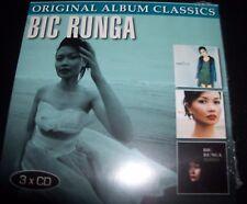 Bic Runga Original Album Classics 3 CD Drive / Beautiful Collisions / Birds NEW