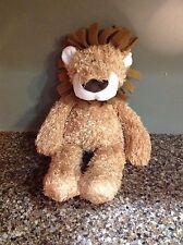 Gund Anders Brown Fuzzy Lion 320042 Stuffed Animal Plush