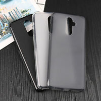 For Cubot X18 Plus Phone Soft Pudding TPU Gel Silicone Back Cover Case Protector