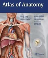 Atlas Of Anatomy  - by Gilroy