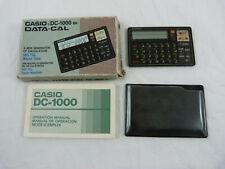 Casio DC-1000 bk Data-cal
