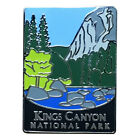 Kings Canyon National Park Pin - Sierra Nevada, California, Traveler Series