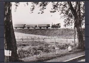 Eisenbahn Motivkarte Dampflokomotive Nr. 41 Emmentaler Eisenbahn 1959