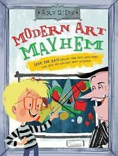 Modern Art Mayhem: Create Your Own Adventure and Save the Gallery from Disaster