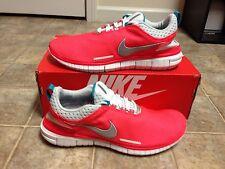 Nike Free OG '14 BR Women's Sz 11.5 NEW!! 644450 600 LASER CRIMSON AIR QS PRM