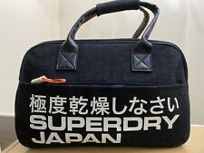 Superdry Marley Technical Tote Bag - Navy BNWT