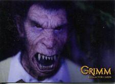 Grimm Season 1 Promo Card SDCC San Diego Comic Con