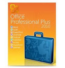 ●ANGEBOT● Microsoft Office Professional Plus 2010 ***Sofortversand max  30min***