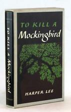 First Edition Library To Kill A Mockingbird Harper Lee Hardcover w/Dustjacket