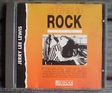 MUSIQUE CD Album * LES GÉNIES DU ROCK : JERRY LEE LEWIS - THE KILLER  * !
