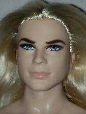 NUDE KEN A FARAWAY FOREST KING OF THE CRYSTAL CAVE ARTICULATED DOLL