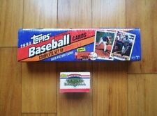 1993 Topps Factory Sealed Baseball Complete Set + Traded