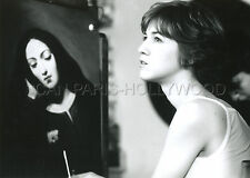 CHARLOTTE GAINSBOURG 90s  VINTAGE PHOTO ORIGINAL
