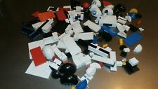 Lot of 70 pieces Old Tente Toys Space Astro blocks and parts