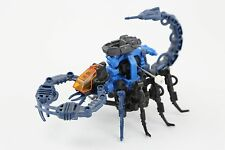 Zoids Tomy Evil SCORPION Motorized Kenner Toy Plastic Model 1994 RARE for Parts