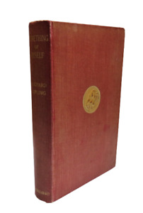 Something Of Myself For My Friends Known And Unknown By Rudyard Kipling 1937 1st