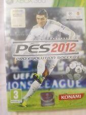 Pro Evolution Soccer 2012 (PES)  XBOX 360 SIGILLATO EDIZIONE ITALIANA