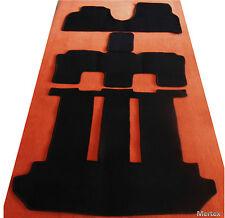 Fußmatte Lancia Phedra inkl. Kofferraum mit Ausschnitt Bj. 2002-2010  Art. 5792