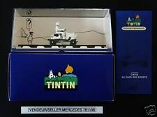 VOITURE TINTIN CAR ATLAS # 64 LA DRAISINE