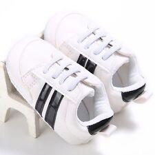 0-18Month Newborn Baby Girl Boy Soft Sole Toddler Infant Sneaker Shoes Prewalker
