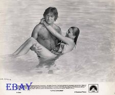 Armand Assante barechested Tatum Oneal VINTAGE Photo Little Darlings