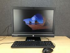 HP Elite 8300 all in one AIO PC, 3.2GHz i5-3470 CPU, 8GB RAM, 500GB HDD, Win 10