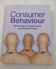 Consumer Behaviour by Martin Evans, Gordon Foxall, Ahmad Jamal NEW - REDUCED
