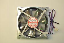 EverCool Low noise Fan, Two Ball Bearing EC12025M12BA with Filter
