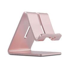Support Téléphone Bureau - Aluminium - Samsung, iPhone, iPad - Rose
