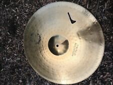 More details for paiste sound formula reflector dry ride cymbal 20