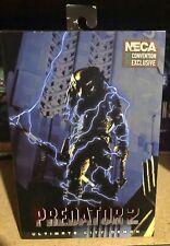 NECA SDCC 2020 PREDATOR 2: Ultimate City Demon Convention Exclusive