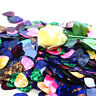 100X  Acoustic Bulk Celluloid Electric Colored Smooth Guitar Pick Plectrum NEW