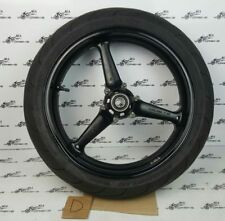 HONDA CBR 1000RR 1000 RR 2010 FRONT WHEEL ONLY ( TYRE FREE)/ BREAKING / PARTS