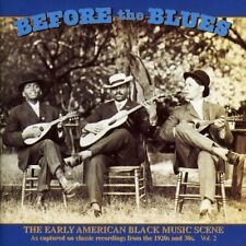 Before The Blues Volume 2 [CD]