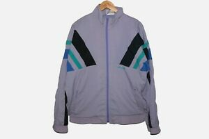 vintage ADIDAS ORIGINALS Track Jacket Size L authentic retro 80s 90s