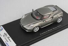 ALFA ROMEO 4C Concept Frankfurt Motorshow 2011 - Metal Fluide - LOOKSMART - 1/43