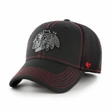 NHL Chicago Blackhawks Cap Basecap 47Brand Baseballcap Stronaut stretch